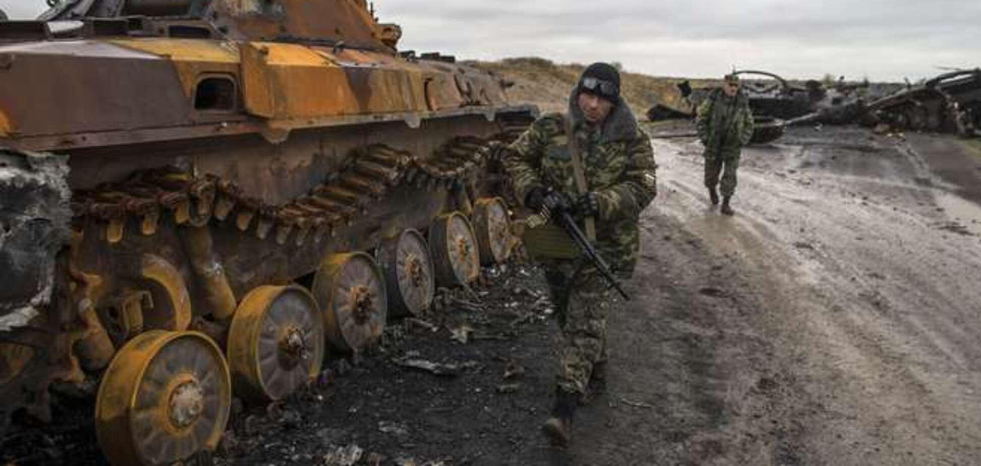 Возле Фащеевки силы АТО отогнали боевиков на исходный рубеж: погиб пограничник
