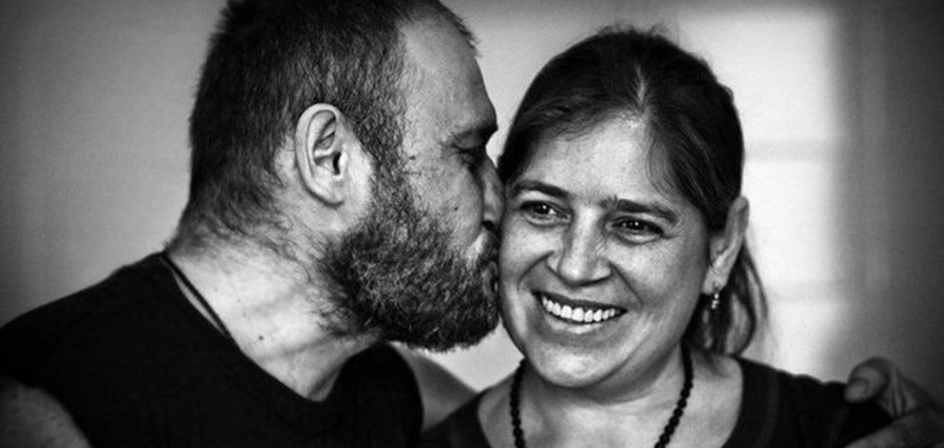 Ярош похвастался романтичным фото с женой