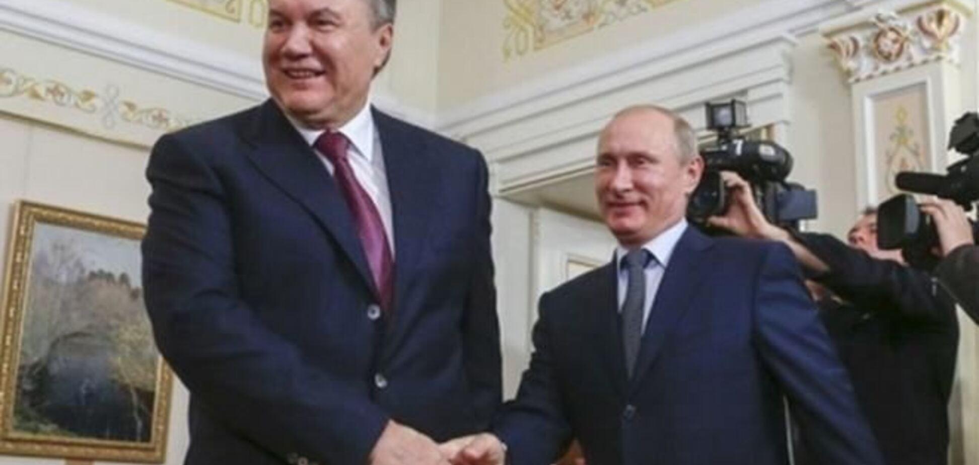 Раскрыты тайные планы Кремля: Россия собиралась захватить восток Украины еще при Януковиче