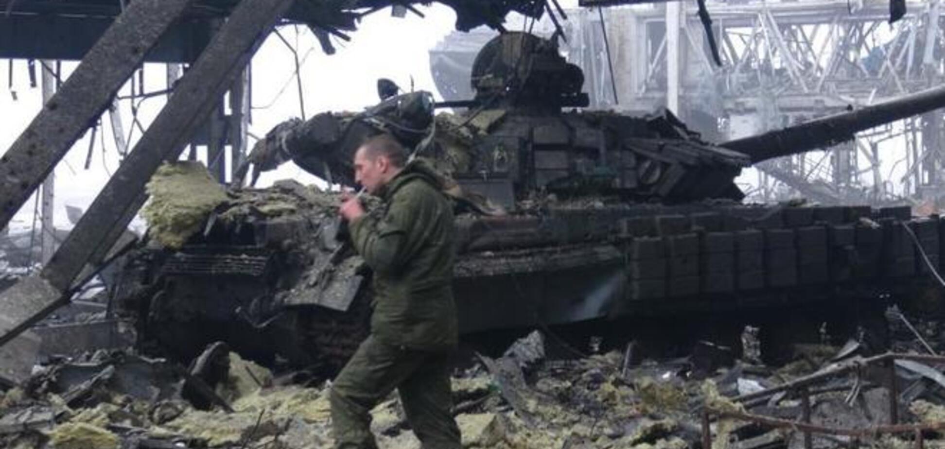 Террористы бросили на взятие Дебальцево все резервы, идут уличные бои - Тымчук