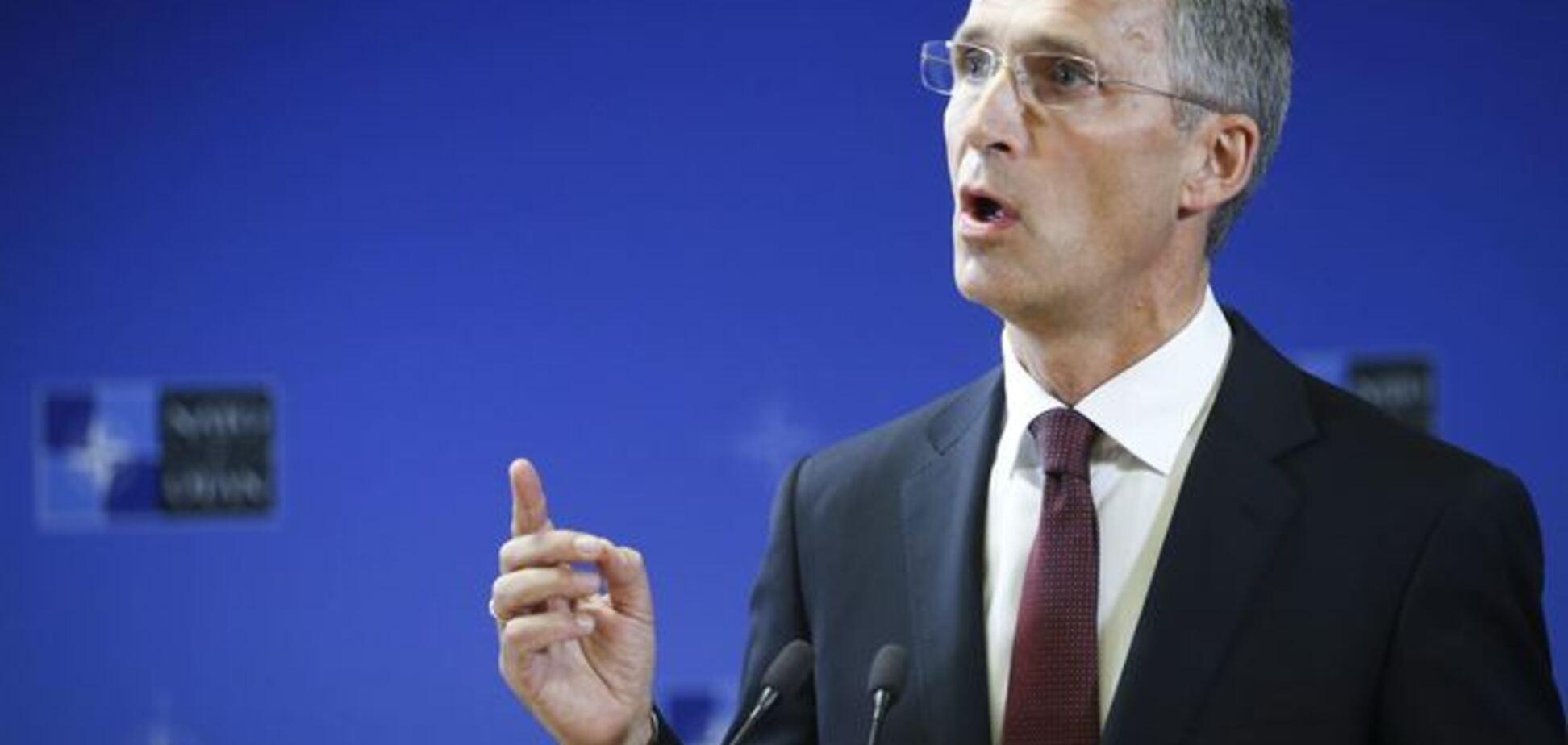 Террористы применили современное оружие против сил АТО в Дебальцево - генсек НАТО