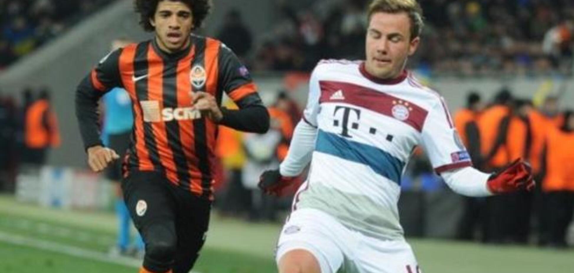 Футболіст 'Баварії' незадоволений грою з 'Шахтарем' у Лізі чемпіонів
