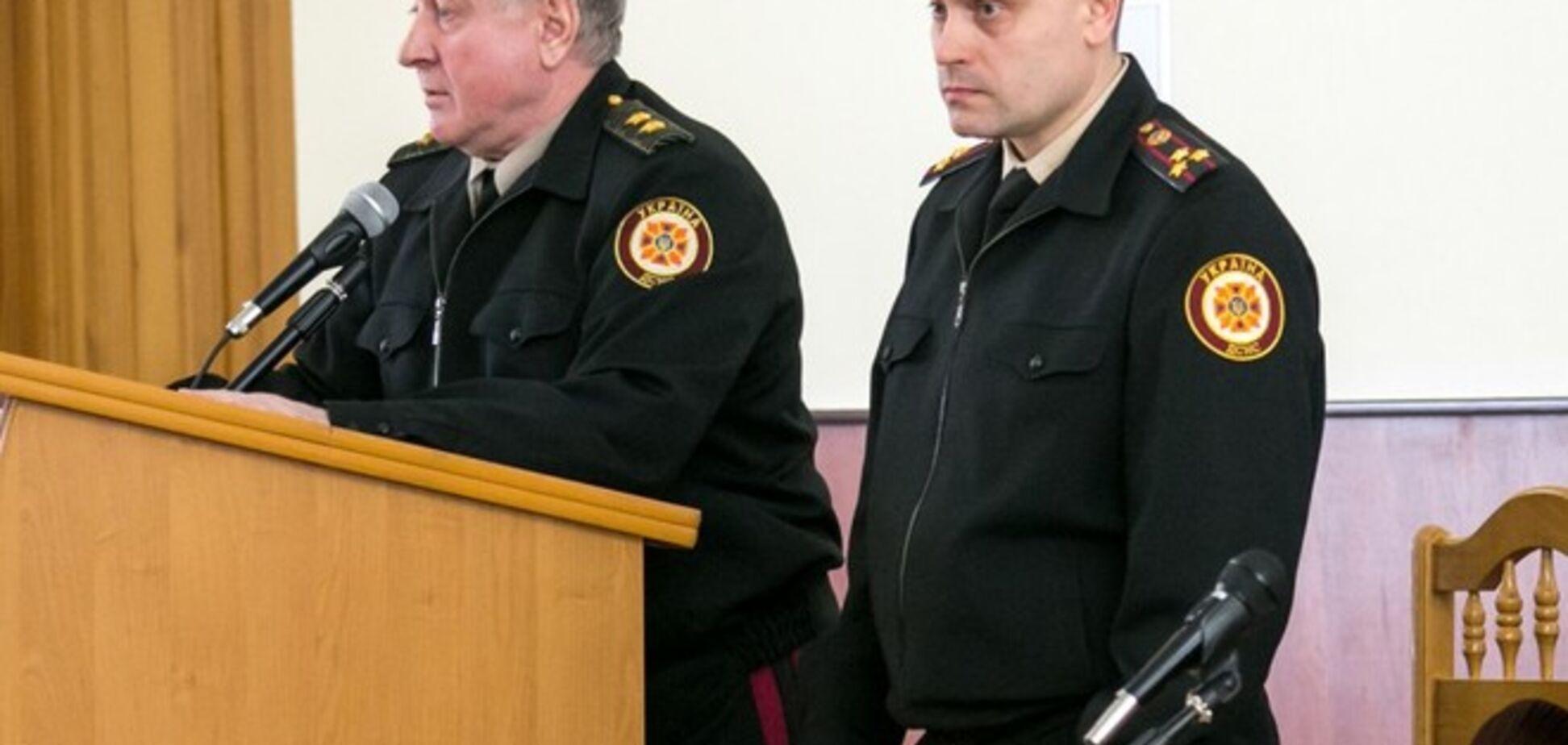 Як прихильник Януковича і 'Русского мира' знищує Черкаську пожежку