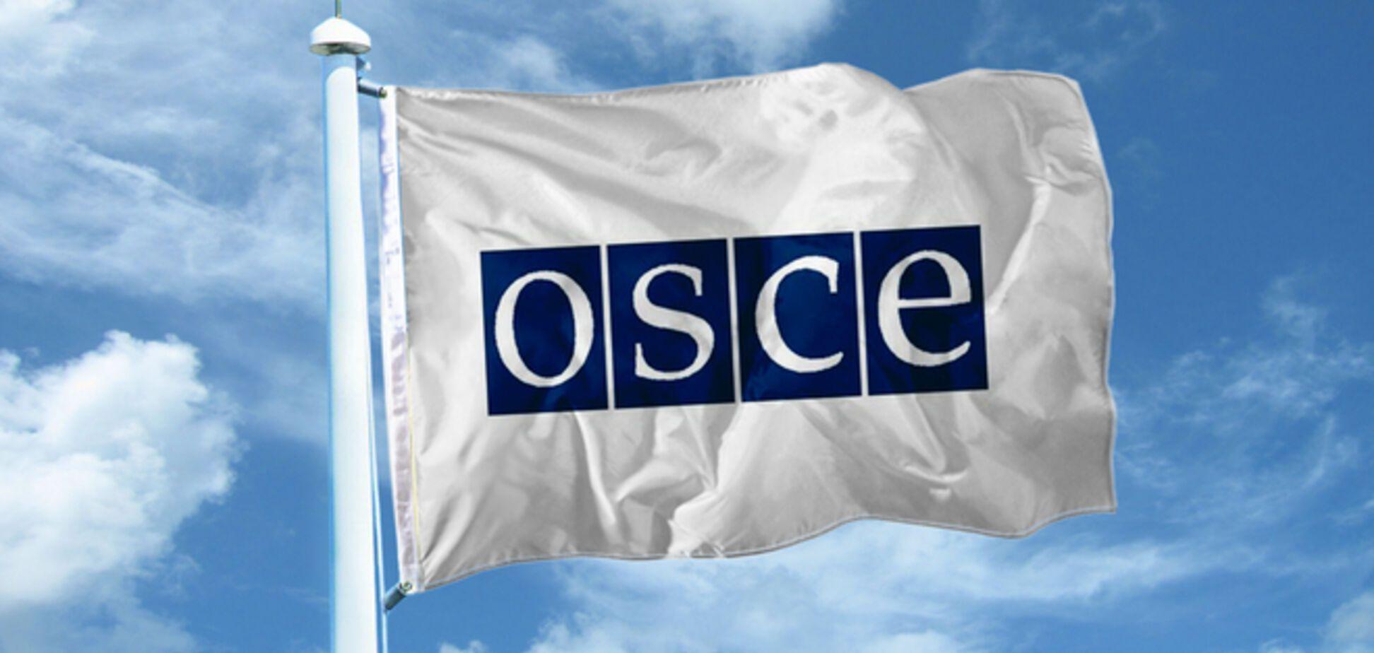 ОБСЕ призвала террористов на Донбассе немедленно прекратить наступление