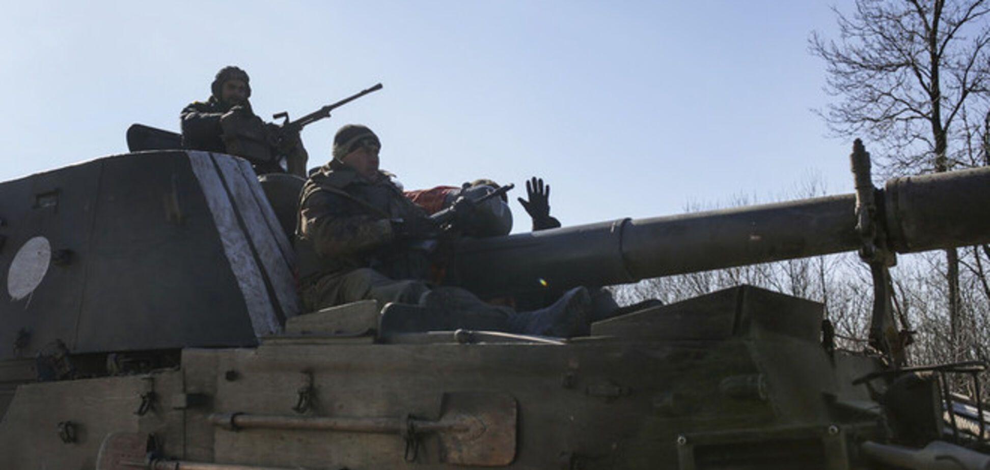 Генштаб сообщил о потерях украинских войск при выходе из Дебальцево