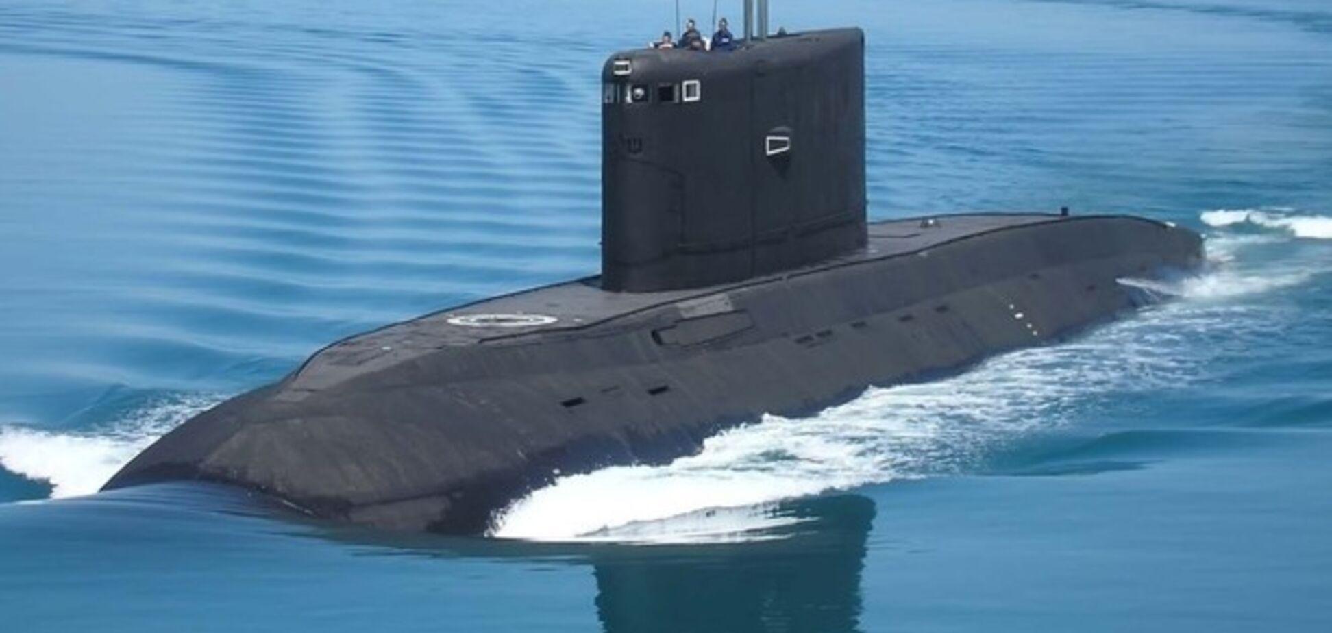 Россия срочно отправила в Крым подводные лодки с ракетами