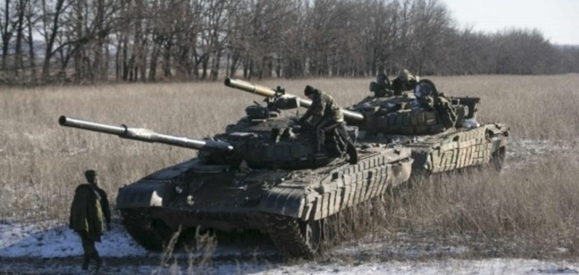 Боевики шесть раз обстреляли Широкино из минометов