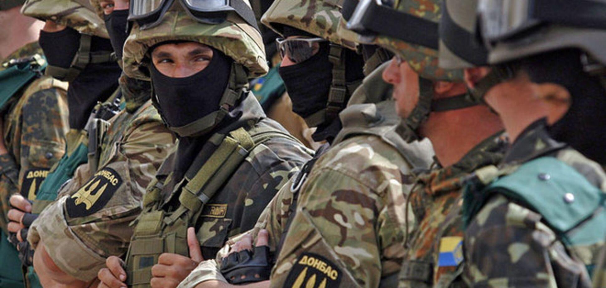 В Минобороны назвали фейком создание добровольческими батальонами своего 'Генштаба'