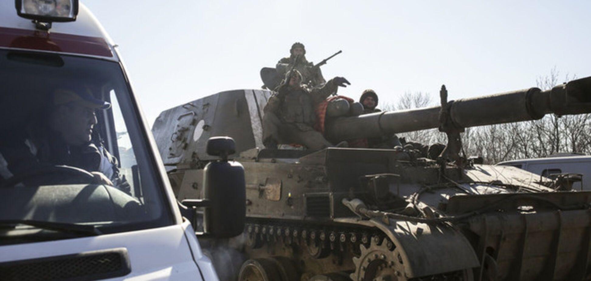 В Днепропетровск из Дебальцево и Углегорска доставили 22 погибших бойца