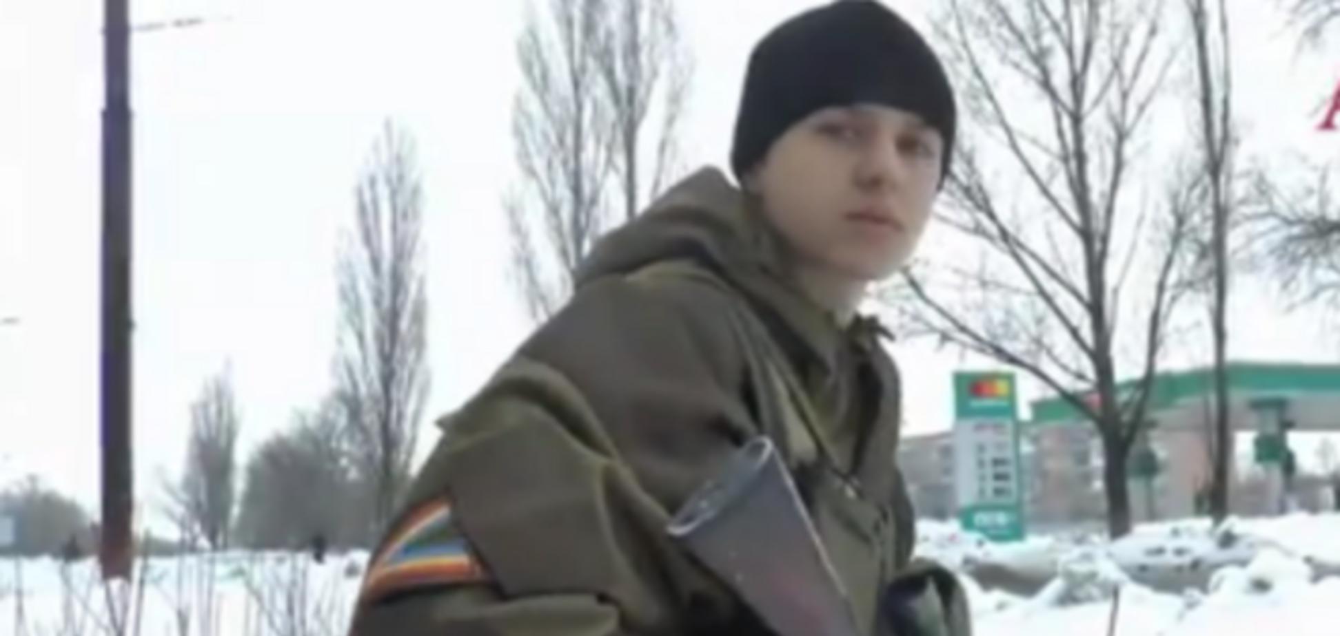 Полураздетые малолетние и престарелые боевики начали наступление в районе Артемовска