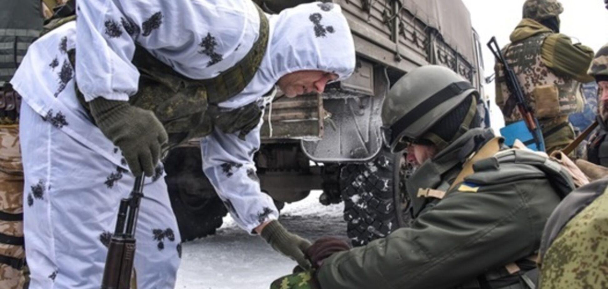 С начала 'перемирия' террористы под Дебальцево выпускали в бойцов АТО по 580 кг металла на человека ежесуточно