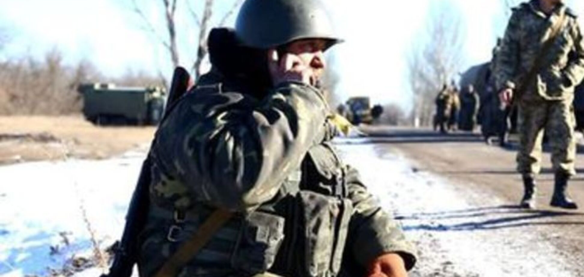 Дебальцеве покинув останній український боєць
