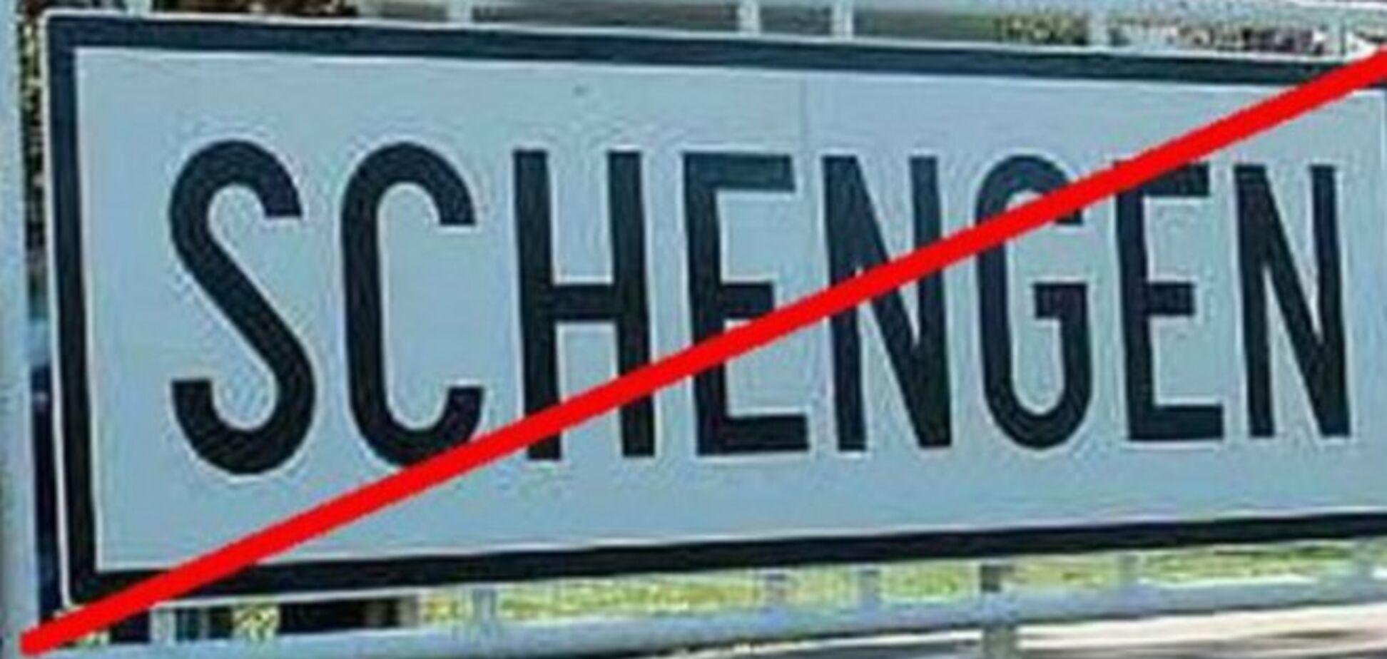 Посольства стран шенгенской зоны не выдают визы по биометрическим паспортам