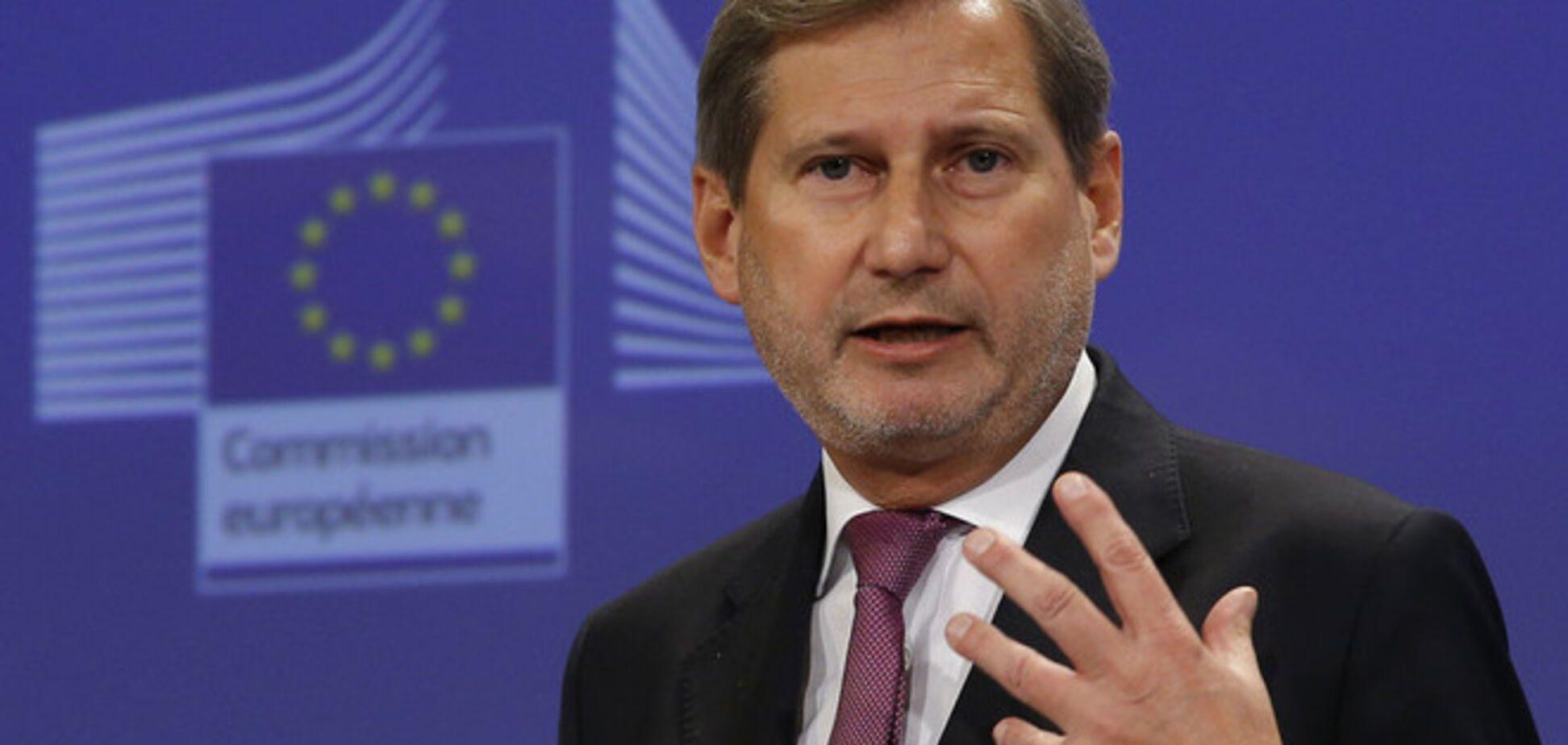 В Евросоюзе не захотели отправлять миротворцев на Донбасс