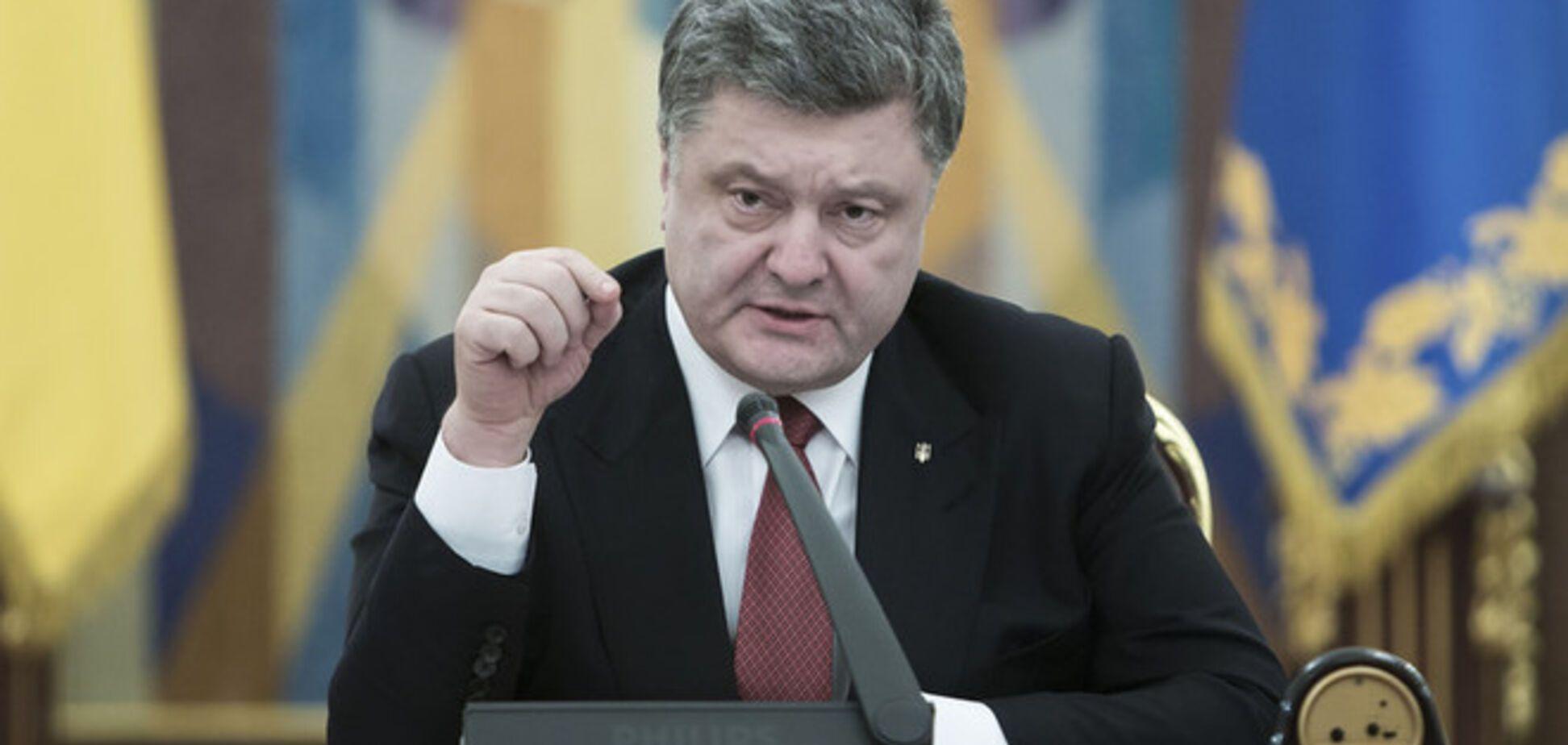 Порошенко: Янукович будет гореть в аду вечно