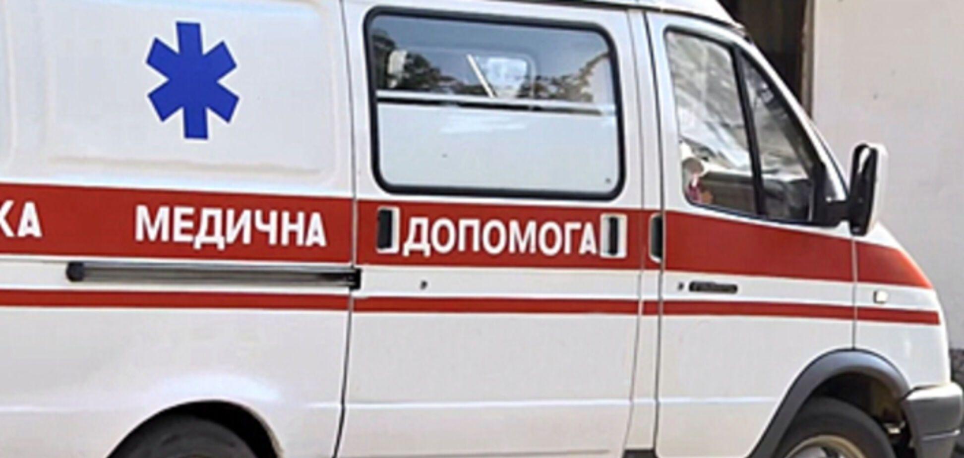 В Киеве прохожему взрывом оторвало пальцы