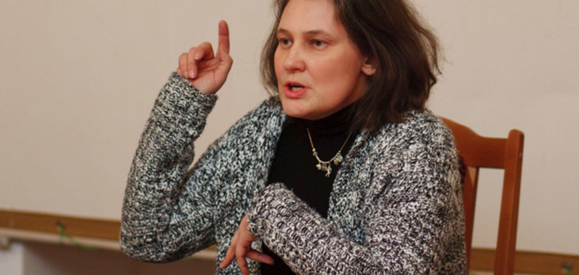 'Майдан поедает своих детей: хрум-хрум' – Монтян рассказала о своем подзащитном Коцабе