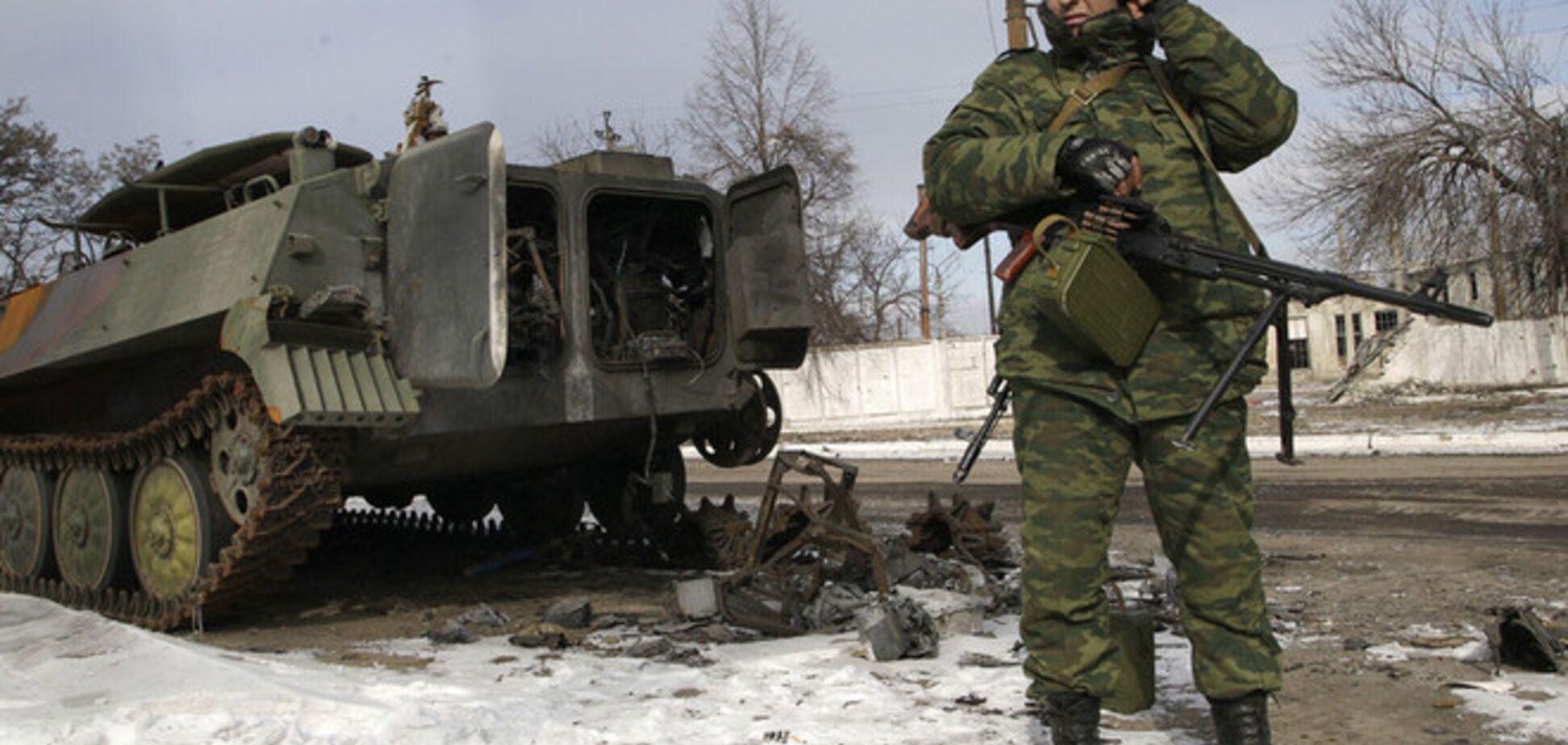 ОБСЕ зафиксировала необозначенные военные конвои на Донбассе