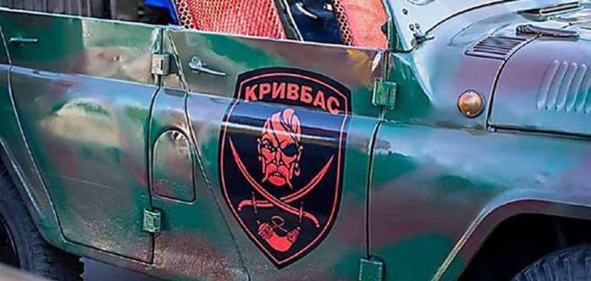 Комбат 'Кривбасса': под Дебальцево погиб 21 боец, 97 - в плену