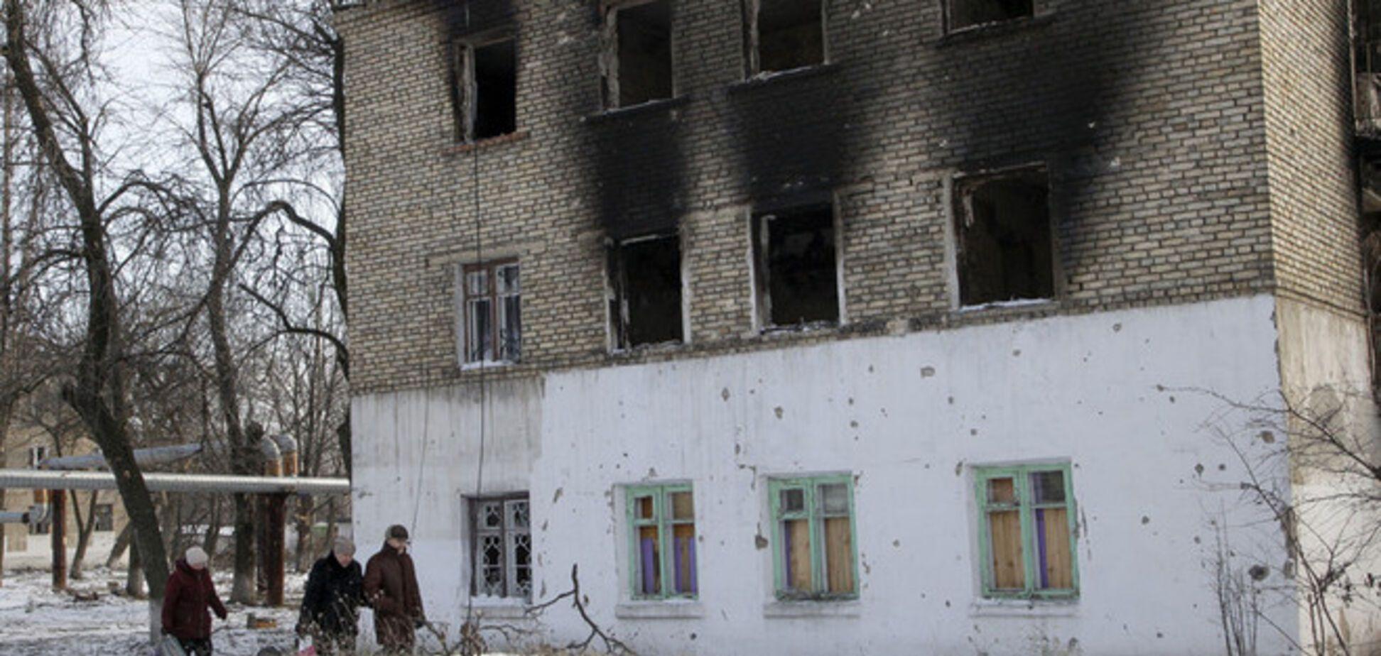 Наблюдатели ОБСЕ побывали в оккупированном Дебальцево