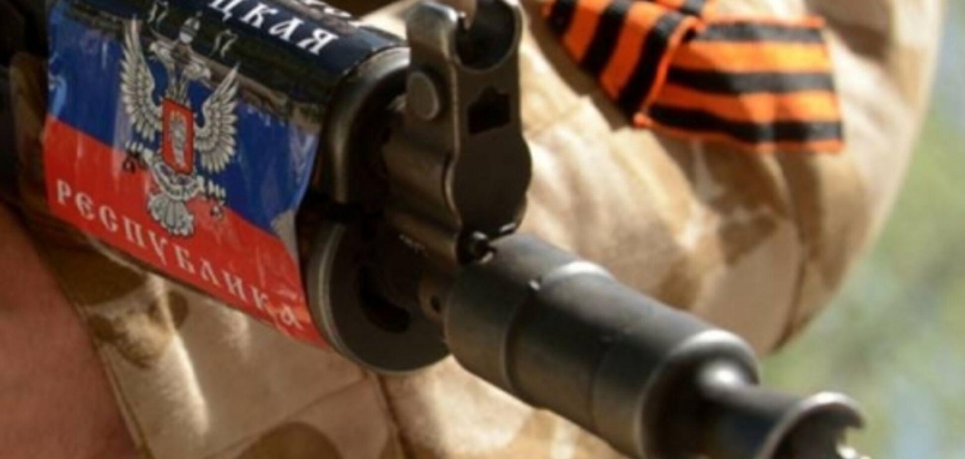 В Рубежном пойман террорист 'Хазбул' из банды 'Призрак'