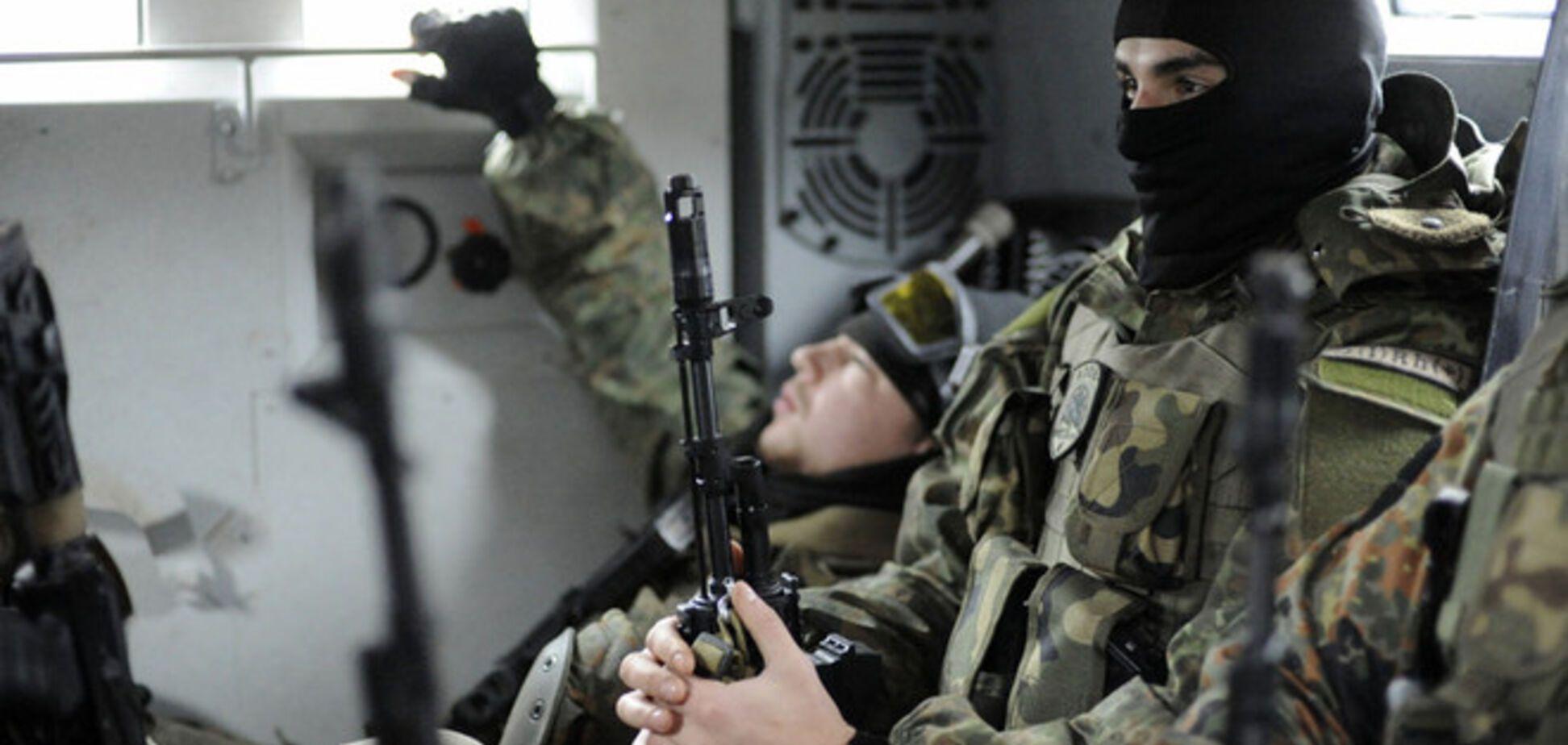 Штаб АТО уточнил данные о потерях на Донбассе за сутки