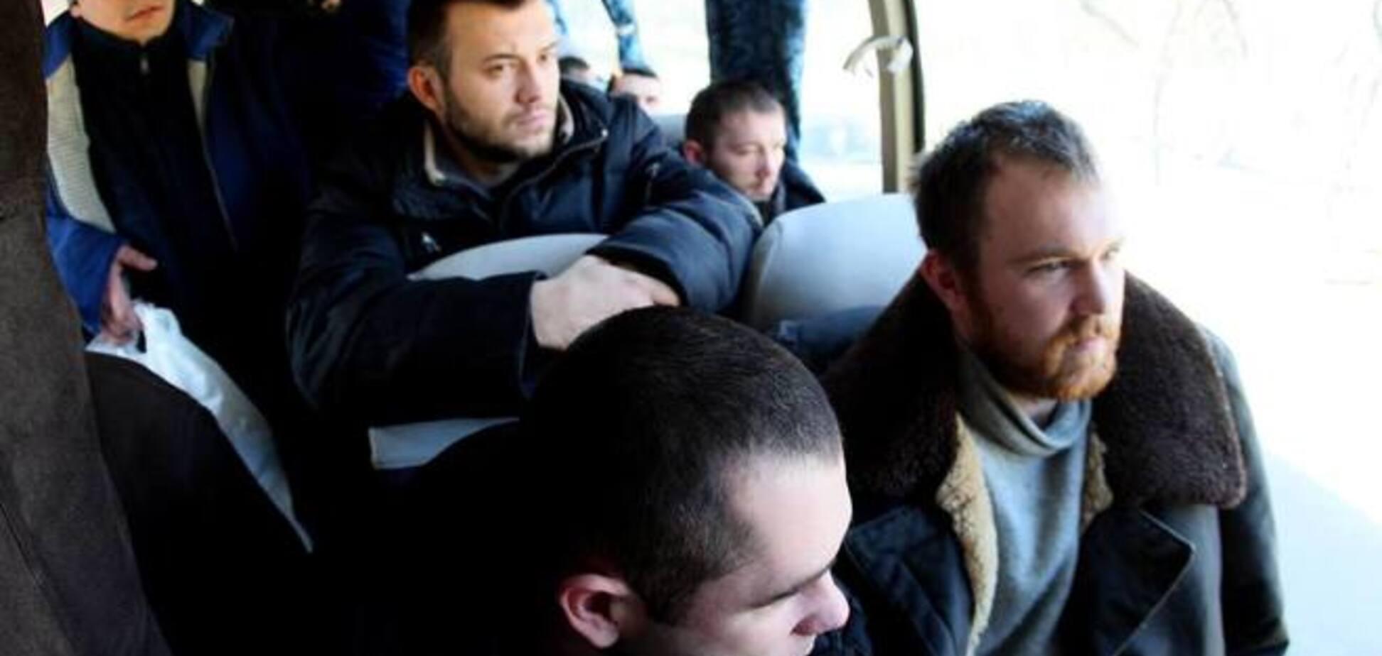 СБУ обнародовала полный список освобожденных из плена: появилось видео