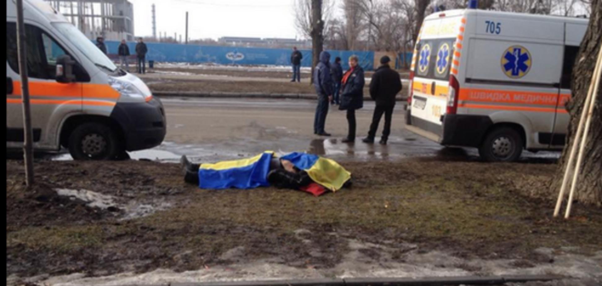 МВД назвало взрыв в Харькове во время мирного шествия терактом: опубликованы фото и видео