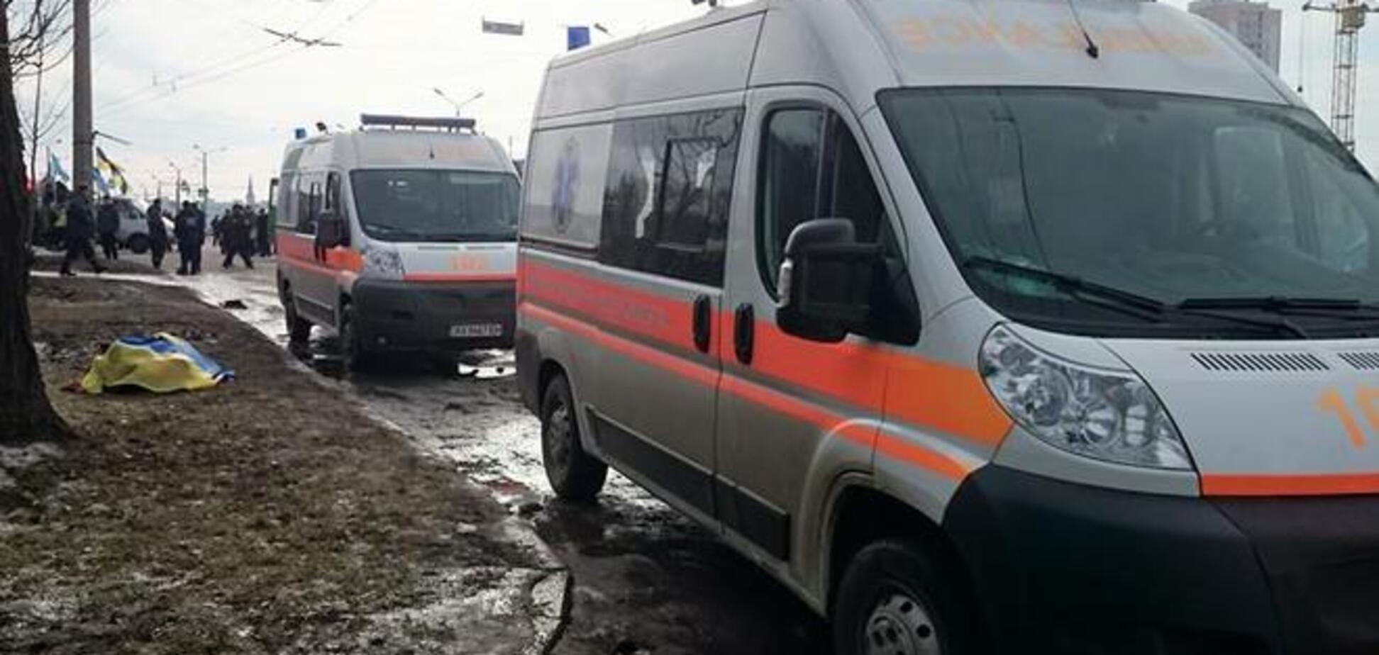 В Харькове АТО. Задержали 4 подозреваемых в теракте - Турчинов