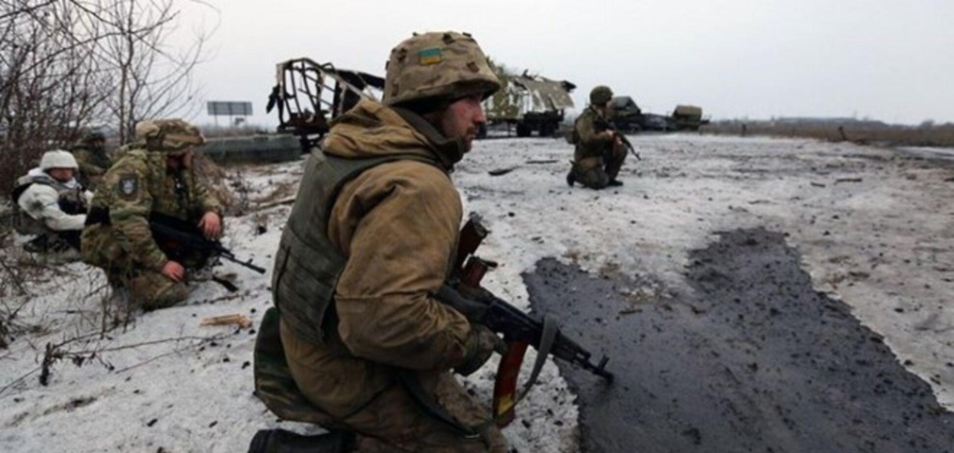 На трассе 'Артемовск-Дебальцево' на фугасе подорвались трое львовских волонтеров