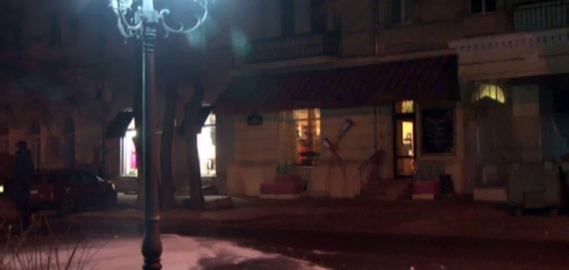 В Одессе робот обезвредил взрывчатку, подброшенную к бару: опубликованы фото и видео