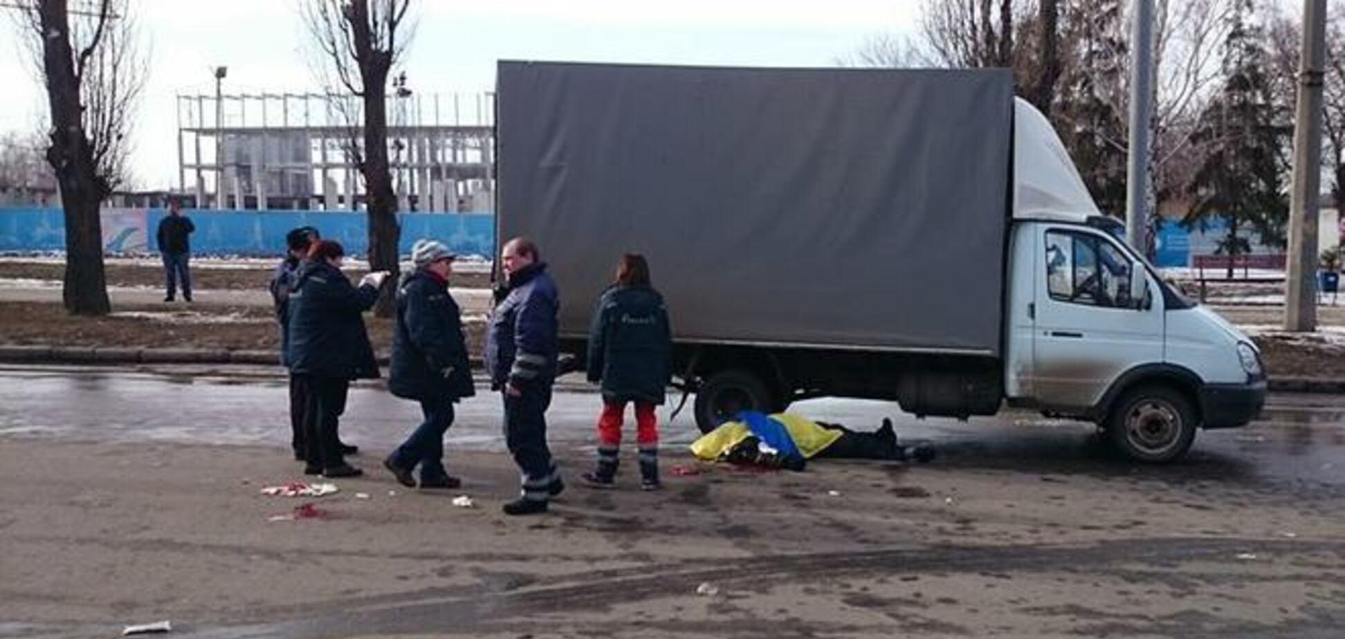 Теракт в Харькове совершили с помощью управляемой противопехотной мины
