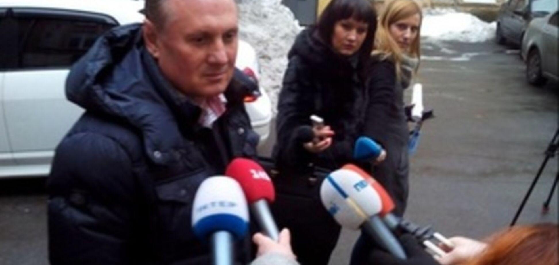 Ефремов утверждает, что следователям не удастся найти видео, где он призывает к сепаратизму