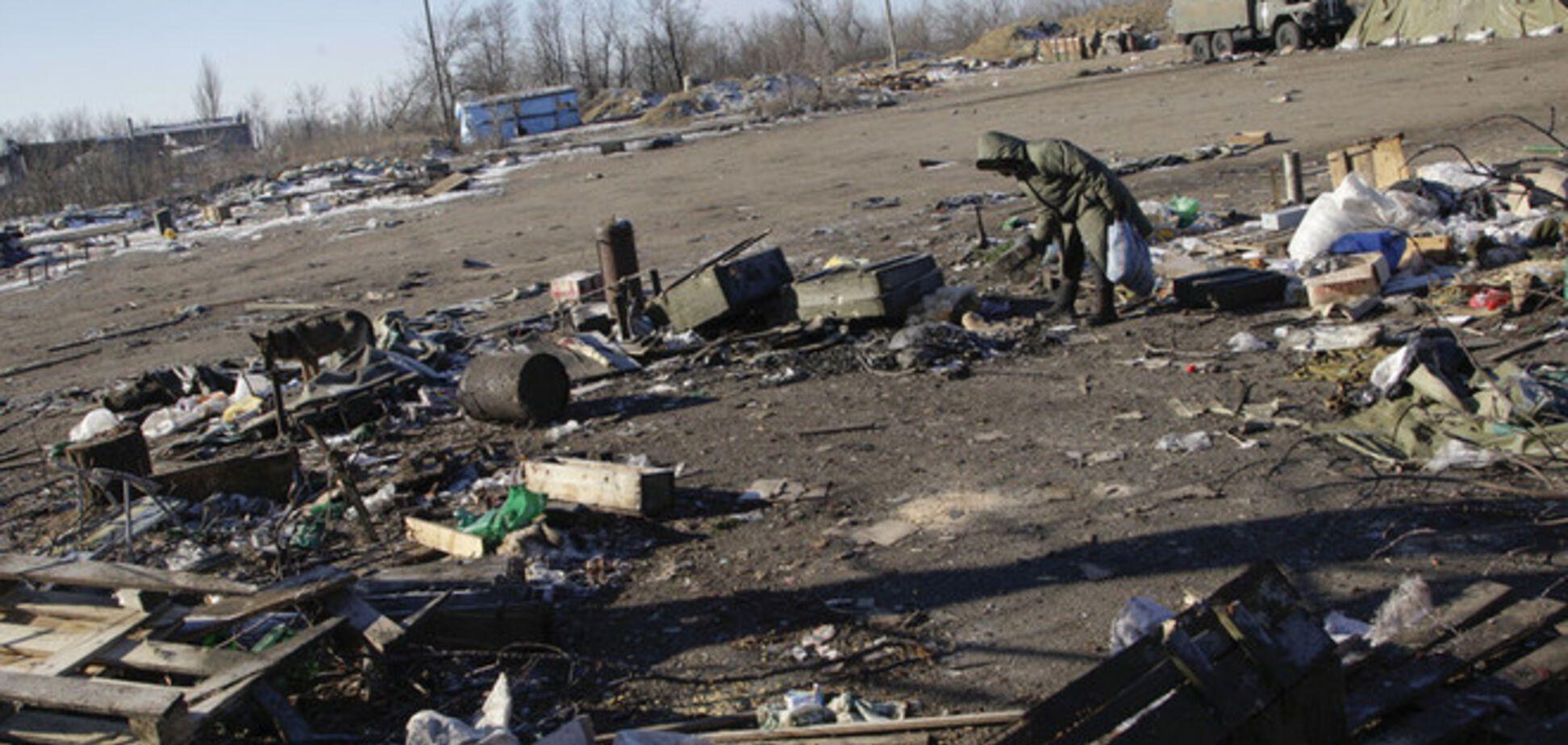 Из Дебальцево вывезли более 70 тел украинских воинов - журналист