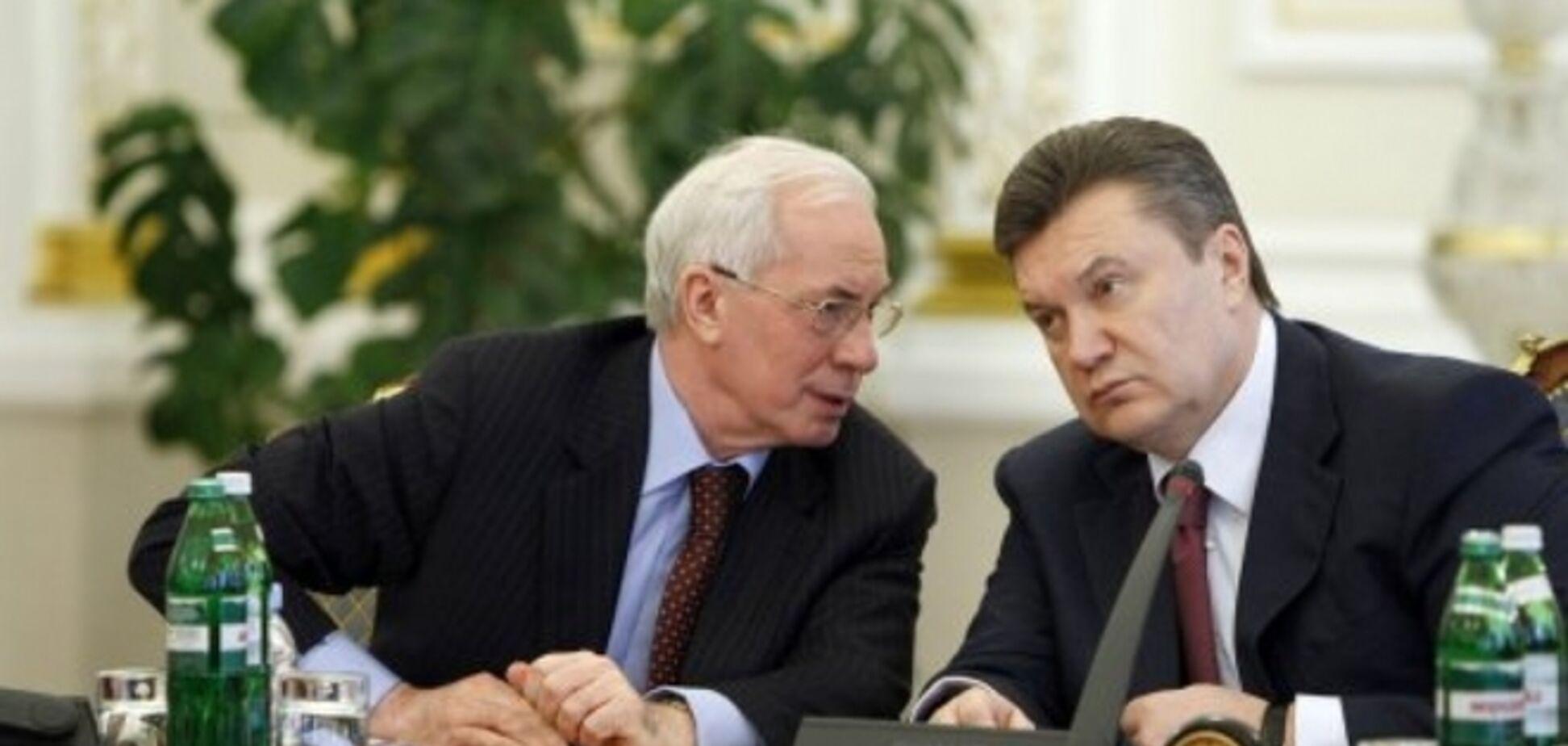 Експерт пояснив, з чим пов'язано явище Януковича і Азарова народу