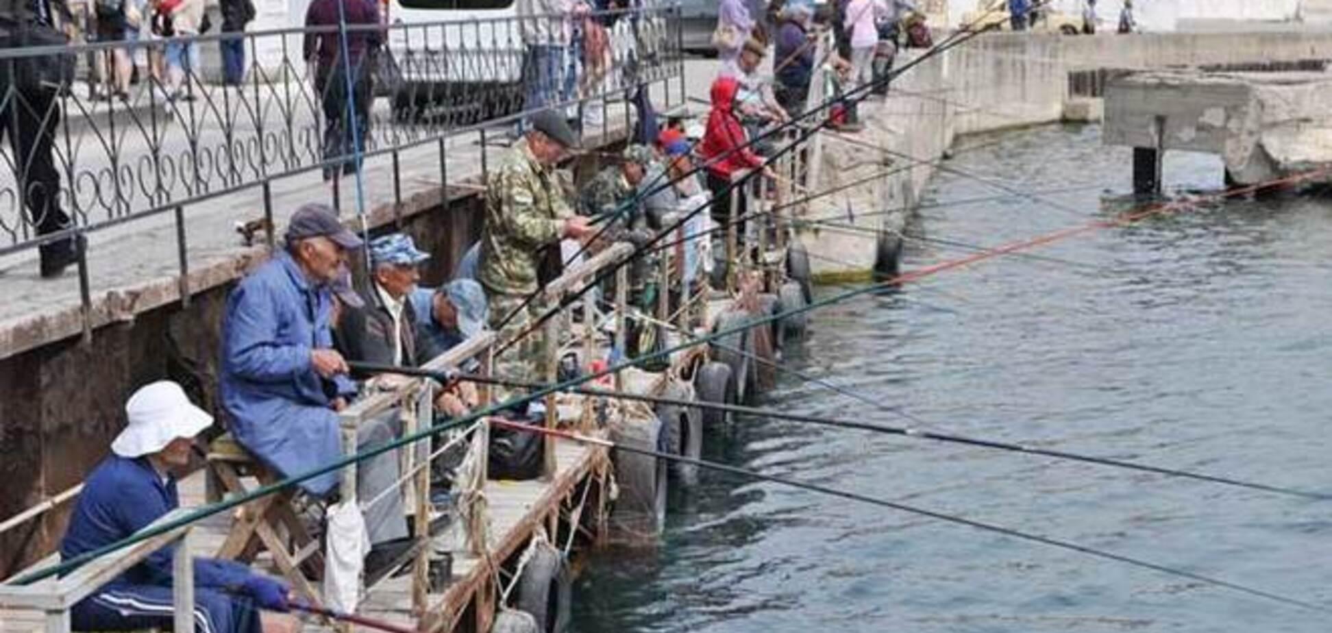 Из Севастополя ушла рыба: 'власти' города сделали вылов централизванным