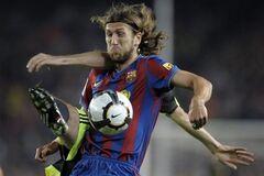 Чигринский объяснил свой уход из 'Барселоны'