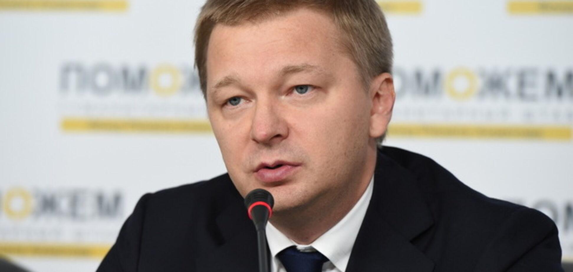 Футбольная пирамида Украины прогнила полностью – гендиректор 'Шахтера'