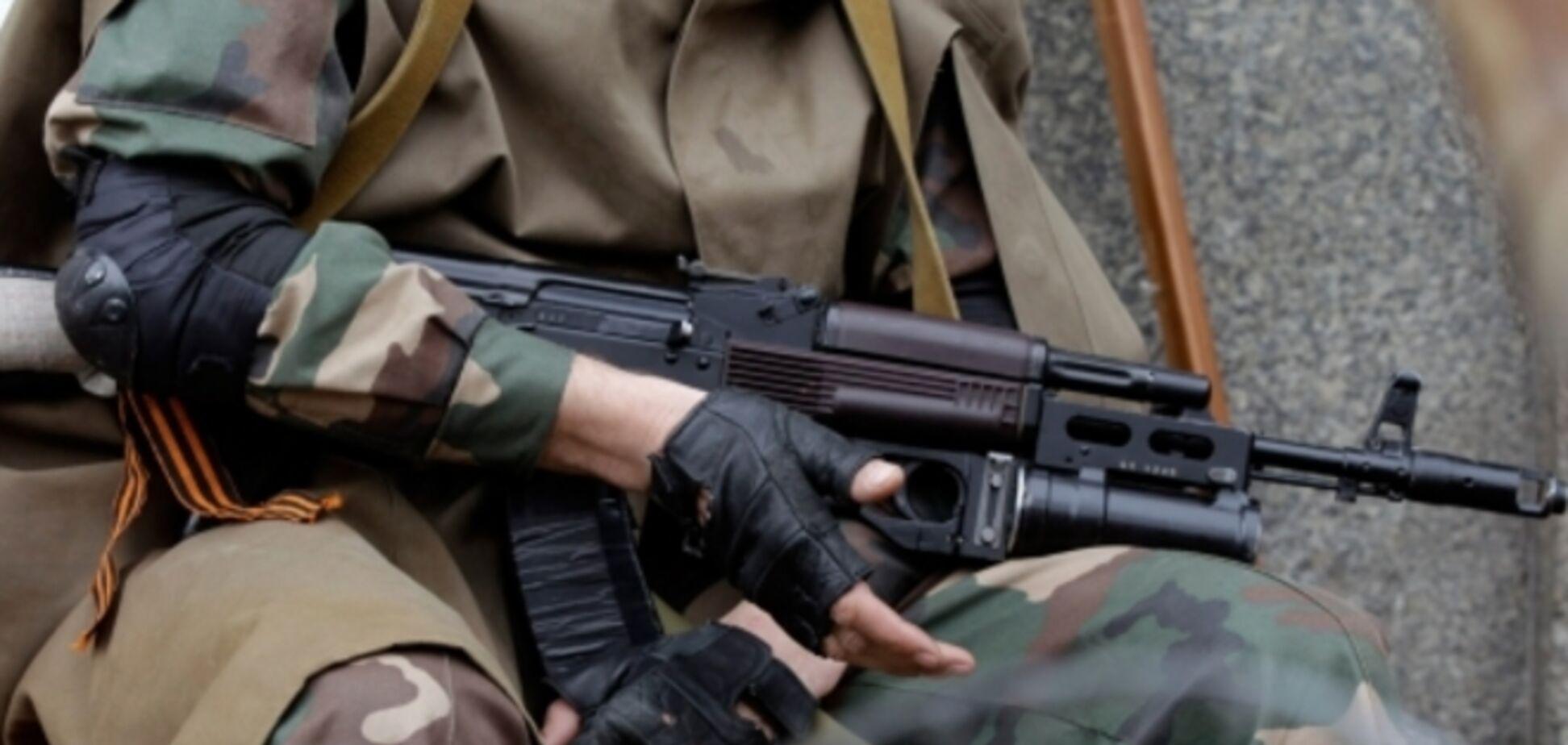 На Луганщине СБУ задержала террориста, помогавшего ГРУ обстреливать родной город