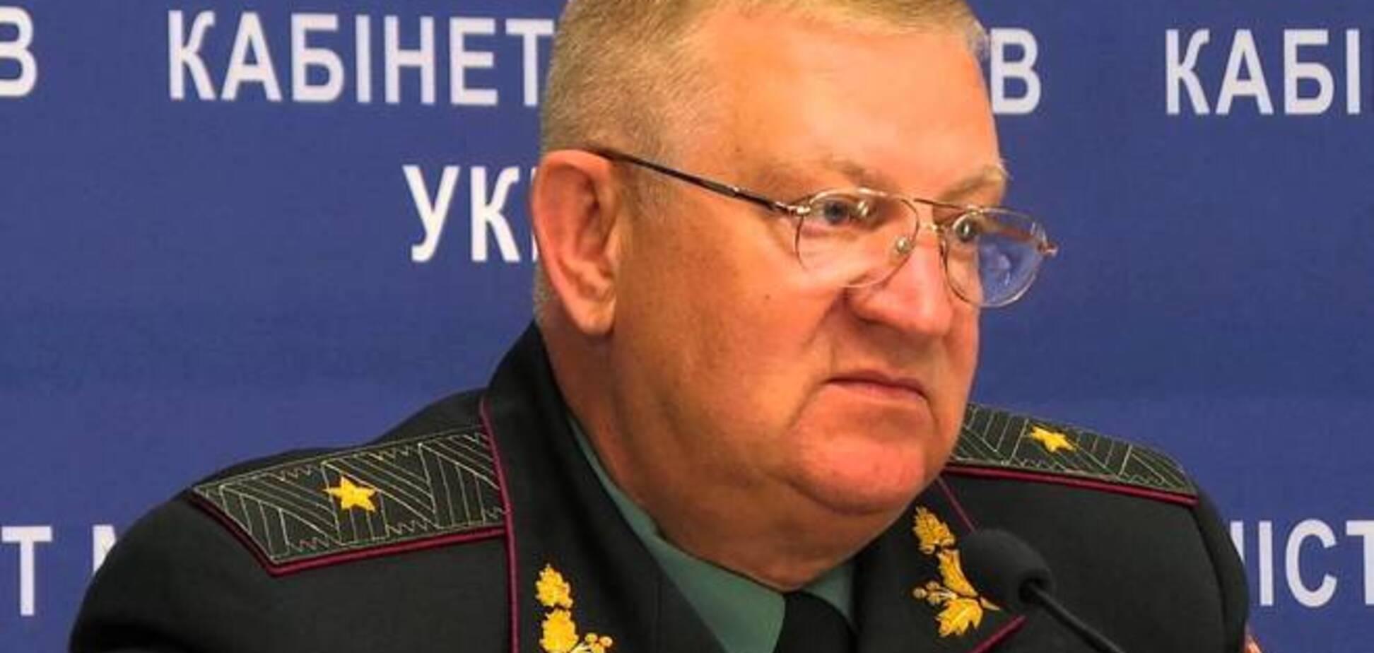Розмазнин назвал две самые горячие точки на Донбассе