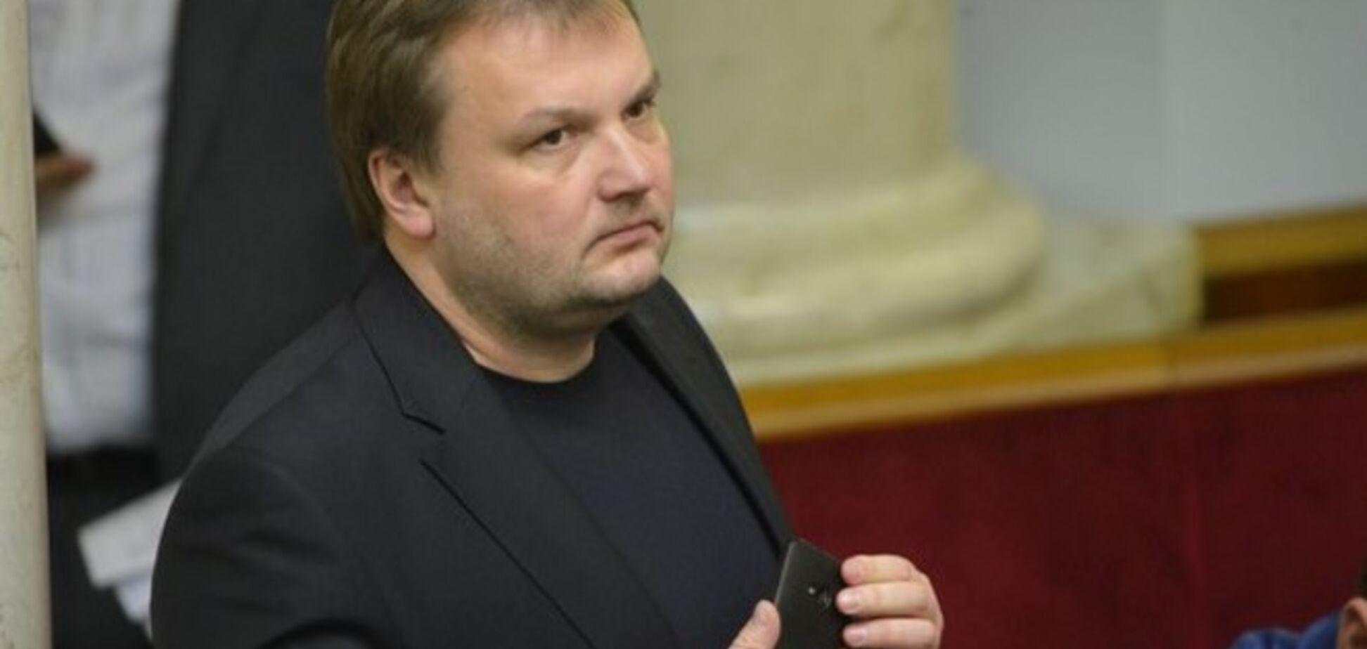У Порошенко назвали 'харьковских партизан' виртуальным прикрытием ФСБ