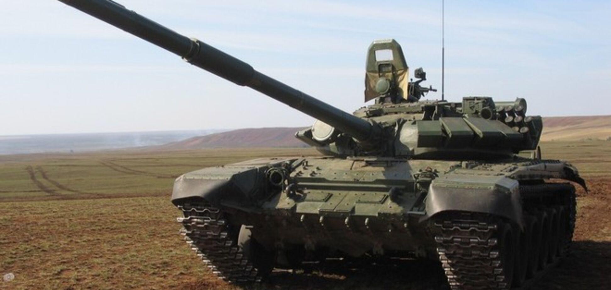 С территории России на Донбасс заехали три конвоя снабжения и танки Т-72 - Тымчук