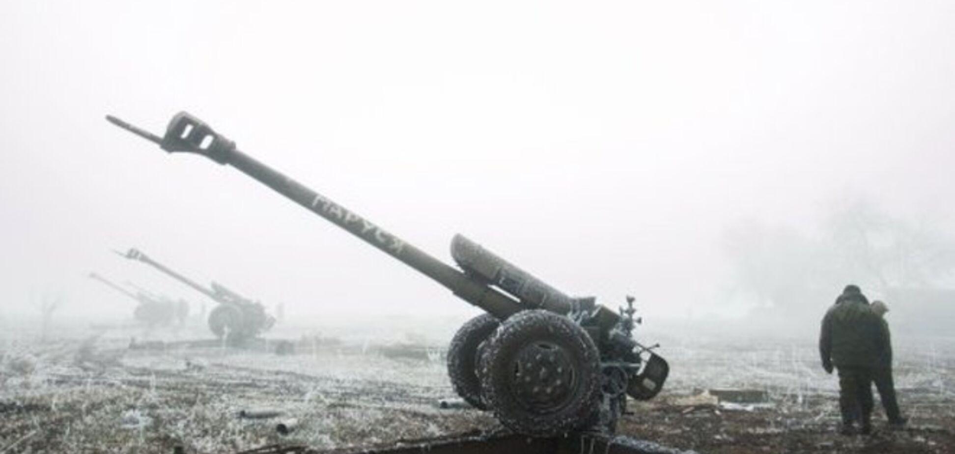 Террористы 'ЛНР' лишь имитируют 'отвод тяжелой техники' - Тымчук