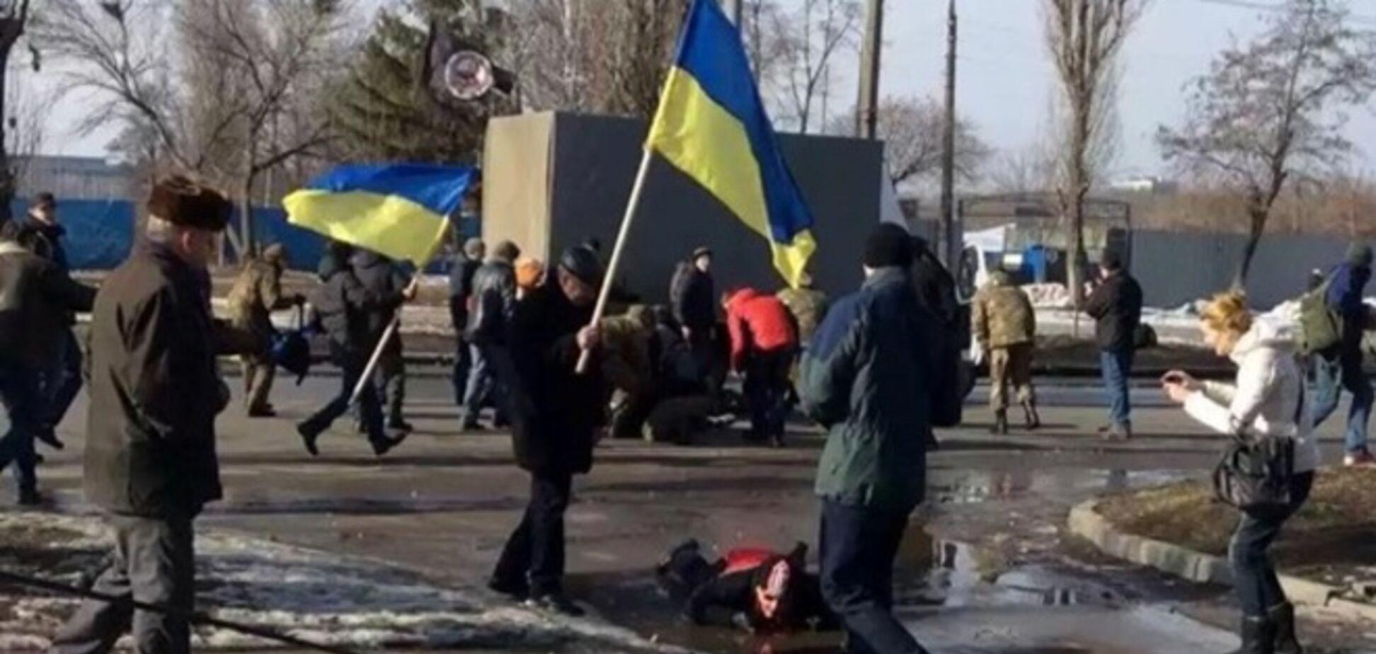 Раненые из-за взрыва в Харькове украинские бойцы о террористах: рвать их будем по полной