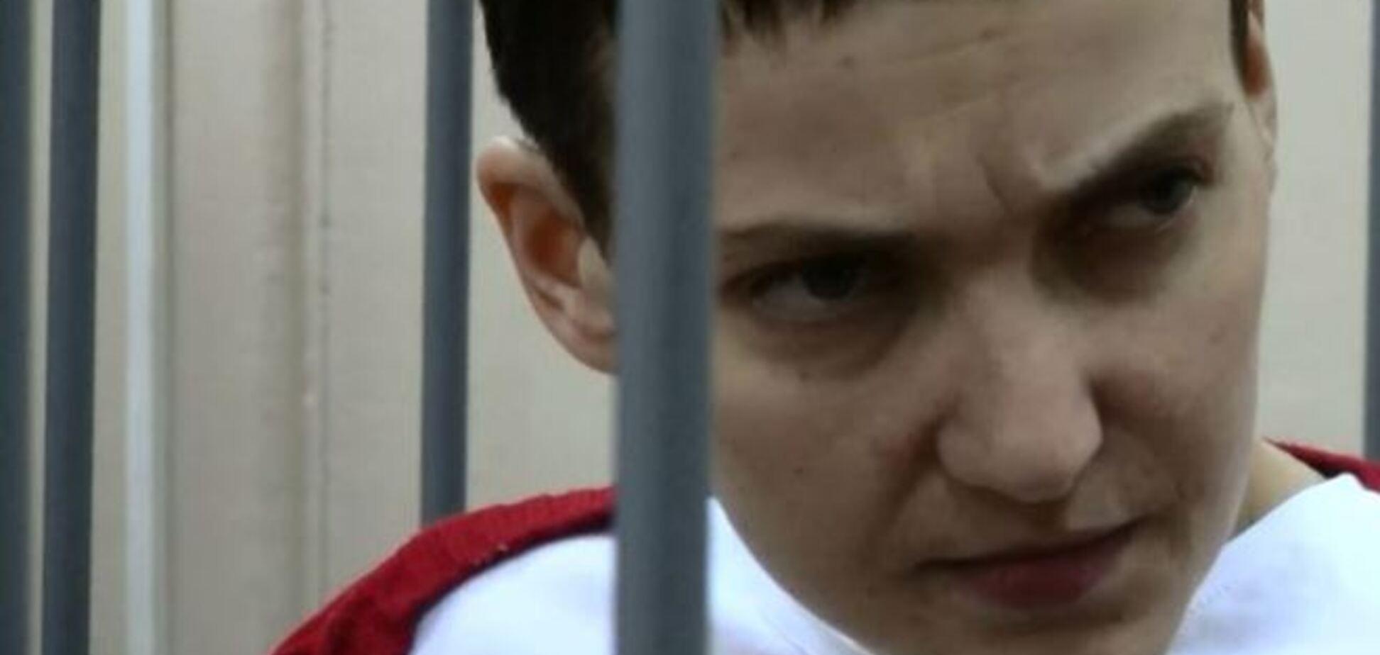 Немецким врачам разрешили посетить Савченко, ее могут перевести в больницу