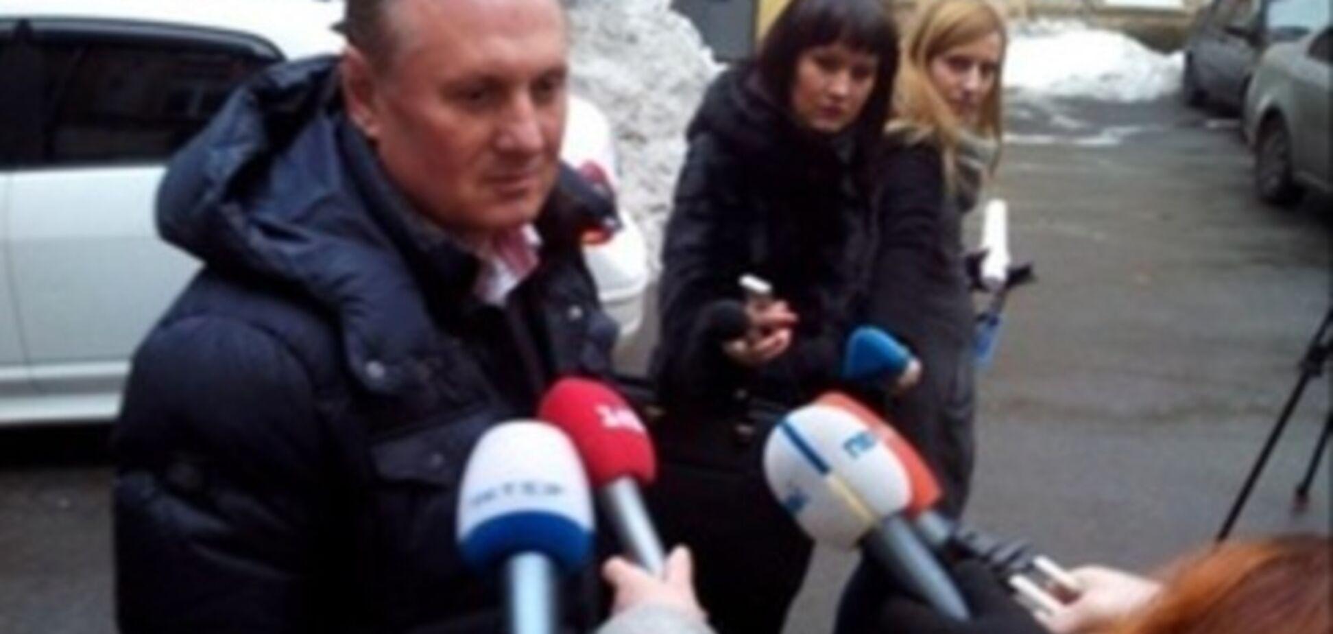 Ефремов пожаловался, что против него завели еще одно дело