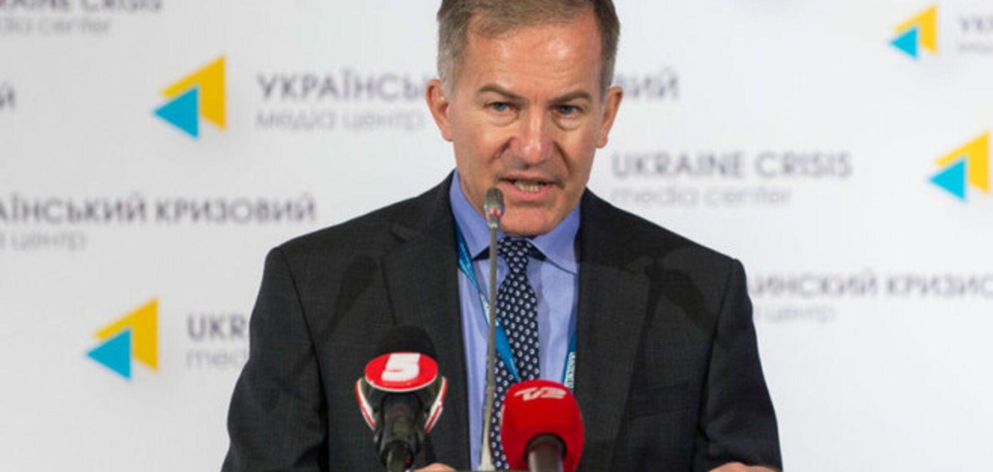 ОБСЕ не подтверждает отвод тяжелых вооружений на Донбассе