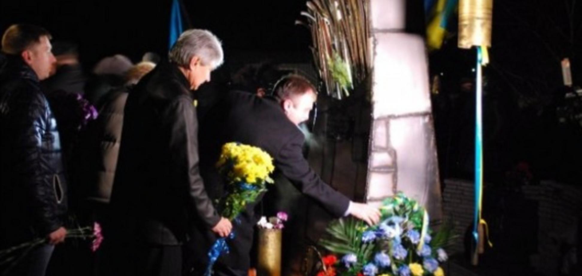 Под Одессой появилась 'Птица Свободы' в честь Небесной сотни и павших в зоне АТО: фото памятника