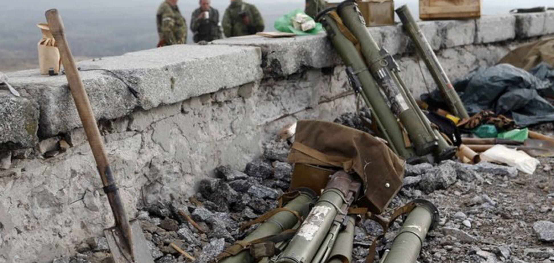 Силы АТО отбили два штурма террористов под Мариуполем