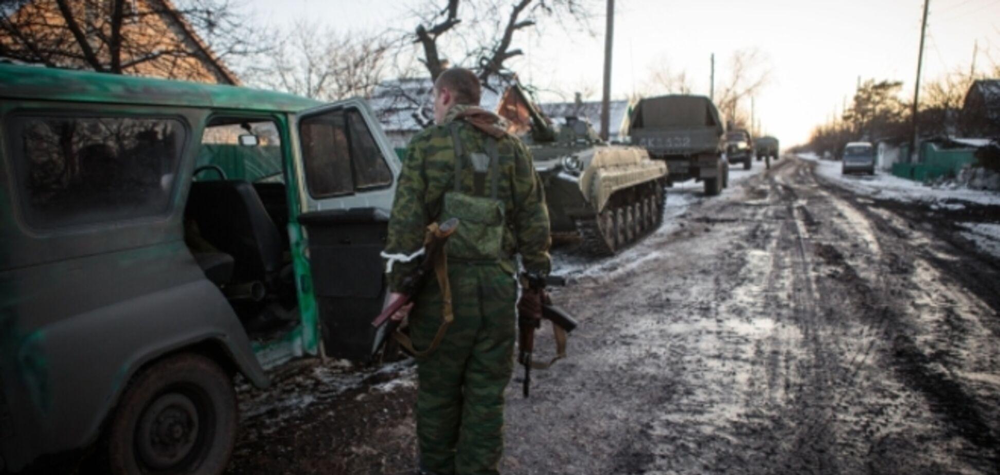 В 'ДНР' в очередной раз заявили об отводе тяжелых вооружений: якобы разработан план